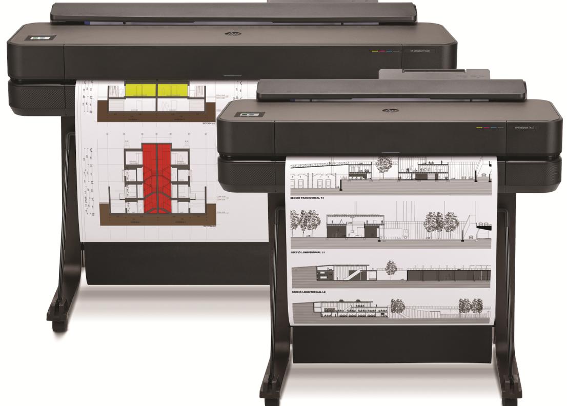 HP DesignJet Family T650